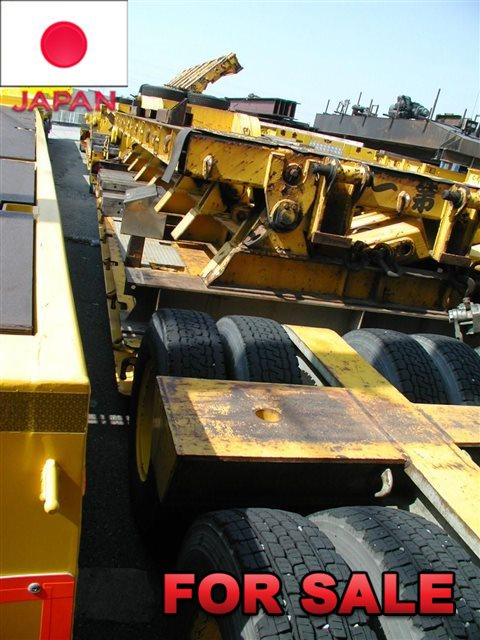 TOKYU 30 TONS LOW BED TRAILER TD302A-3 SHIP FROM JAPAN (4)