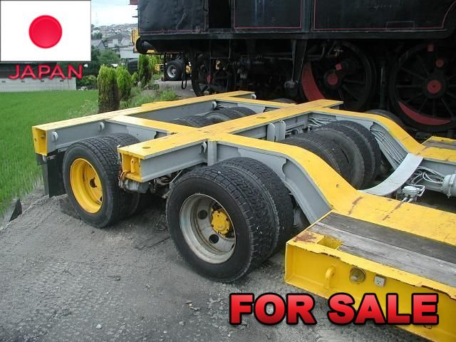 TOYO 34.5 TONS SEMI TRAILER TL34S SHIP FROM JAPAN (2)