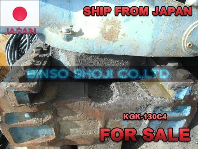 GIKEN SILENT PILER AT150 USED SHIP FROM JAPAN, ARE YOU LOOKING FOR?