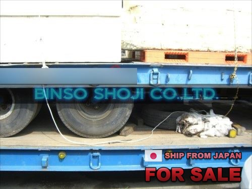 TOKYU 20 TONS LOW BED TRAILER 2 AXLE 8 WHEELS (21)