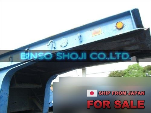 TOKYU 20 TONS LOW BED TRAILER 2 AXLE 8 WHEELS (23)