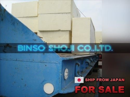 TOKYU 20 TONS LOW BED TRAILER 2 AXLE 8 WHEELS (49)