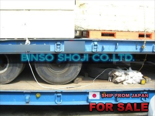 TOYO 25 TONS LOW BED TRAILER 2 AXLE 16 WHEELS (26)