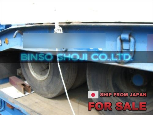 TOYO 25 TONS LOW BED TRAILER 2 AXLE 16 WHEELS (9)