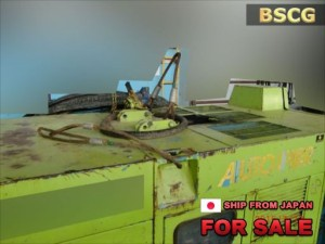 USED GIKEN AUTO PILER AT90 JAPAN 11