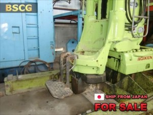 USED GIKEN AUTO PILER AT90 JAPAN 09