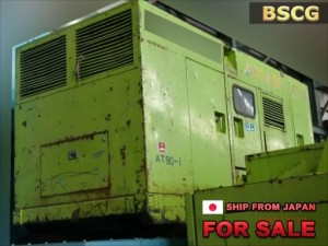USED GIKEN AUTO PILER AT90 JAPAN 08