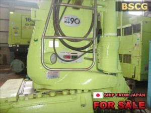 USED GIKEN AUTO PILER AT90 JAPAN 01