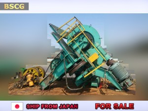 USED 60 TON GANTRY CRANE SHIP FROM JAPAN, FOR SALE
